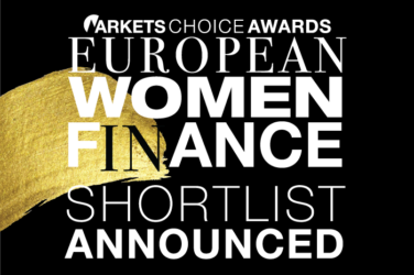 European Women in Finance Awards Shortlist Announced