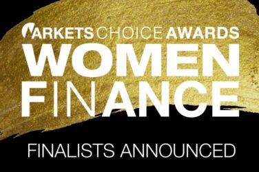 Women in Finance Awards Finalists Announced